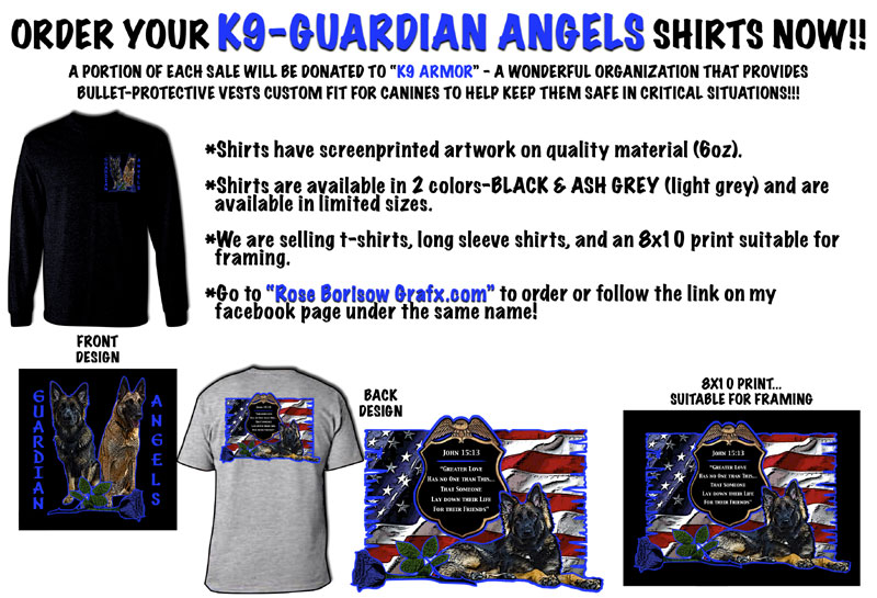 Guardian Angels items